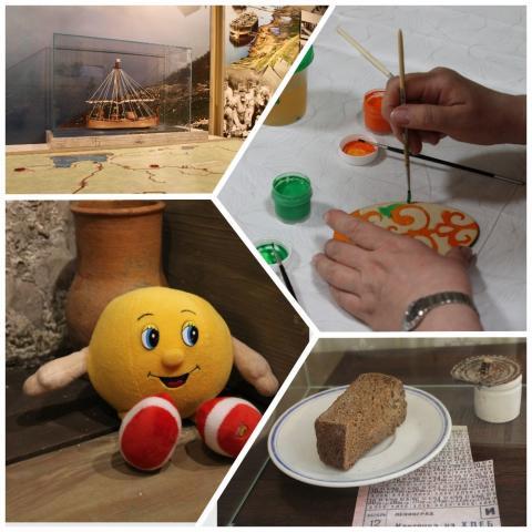 Майские праздники в музее Хлеба!